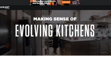 1020668_Restaurant Business Evolving Kitchens