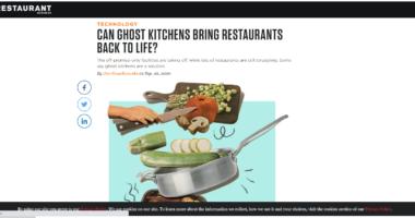1020680_Restaurant Business ghost kitchens